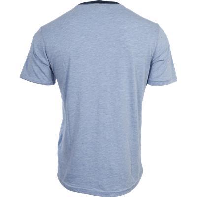 Back View (Bauer Vintage Skate Tee Shirt)