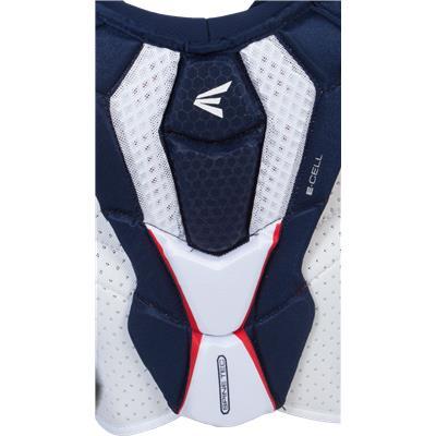Spine Protection (Easton Pro 10 Shoulder Pads)
