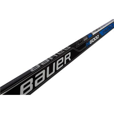 End Shaft (Bauer Nexus N6000 GripTac Composite Stick - 2016)