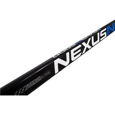 Lower Shaft (Bauer Nexus N6000 GripTac Composite Stick - 2016)