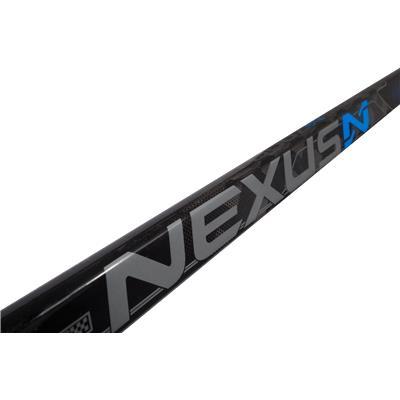 Lower Shaft (Bauer Nexus N7000 GripTac Composite Hockey Stick - 2016 - Intermediate)