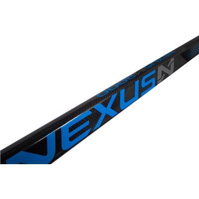 Lower Shaft (Bauer Nexus N8000 GripTac Composite Hockey Stick - 2016)