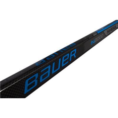 End Shaft (Bauer Nexus N8000 Composite Hockey Stick - 2016)