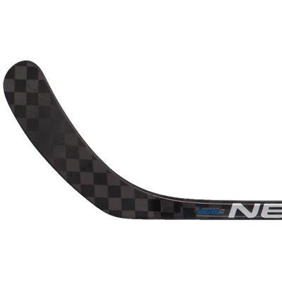 Backhand View (Bauer Nexus 1N GripTac Composite Hockey Stick - Junior)
