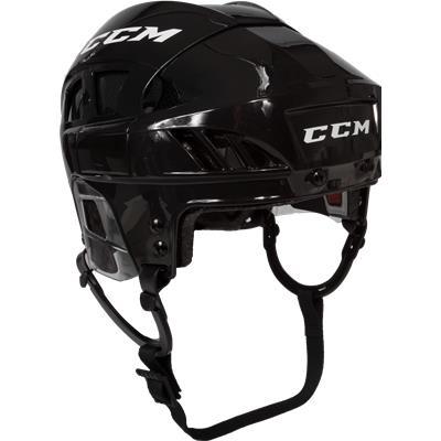 Black/Black (CCM Fitlite FL80 Hockey Helmet)