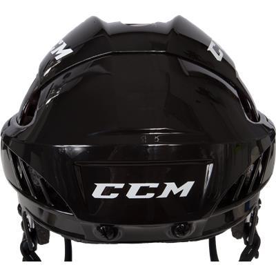 Front View (CCM Fitlite FL80 Hockey Helmet)