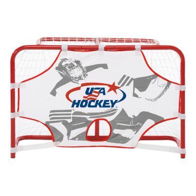 """(Winnwell USA Hockey 32"""" ShotMate Mini Goal Shooting Target)"""