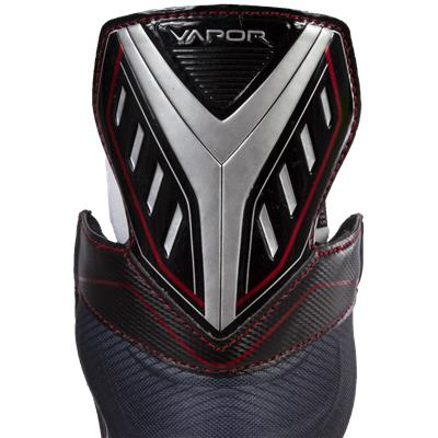 Zoomed Back View (Bauer Vapor X400R Inline Skates)