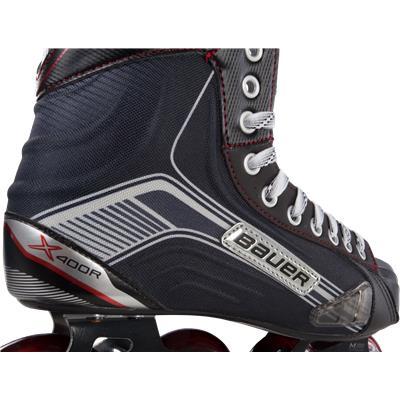 Three Quarter View (Bauer Vapor X400R Inline Skates)