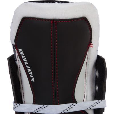 Tongue View (Bauer Vapor X300R Inline Hockey Skates)