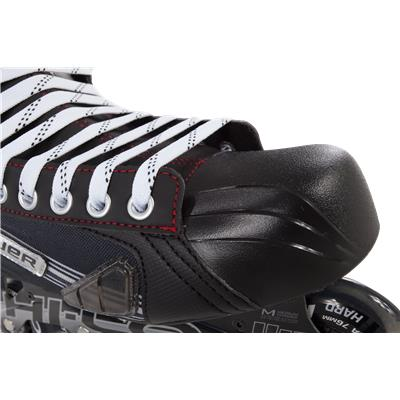 Toe View (Bauer Vapor X300R Inline Hockey Skates)