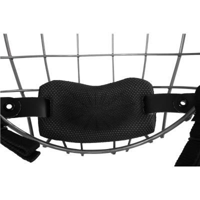 Strap View (CCM Fitlite FL80 Hockey Helmet Facemask)