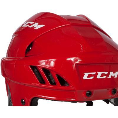 Vent View (CCM Fitlite FL60 Hockey Helmet)