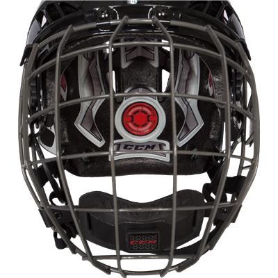 Face Mask (CCM Fitlite FL80 Hockey Helmet Combo)