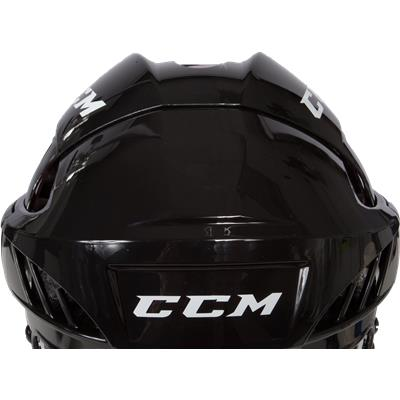 Front View (CCM Fitlite FL80 Hockey Helmet Combo)