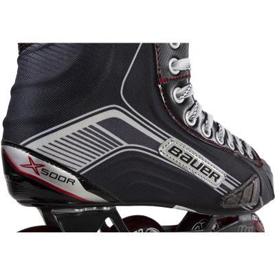 Bauer Logo (Bauer Vapor X500R Inline Skates)
