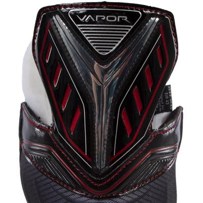 Zoomed Back View (Bauer Vapor X500R Inline Skates)
