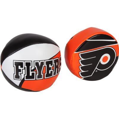 Ball and Puck (Franklin NHL Team Soft Sport Mini Hockey Set)
