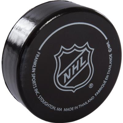 Single Puck (Franklin Mini NHL Foam Puck 3 Pack)