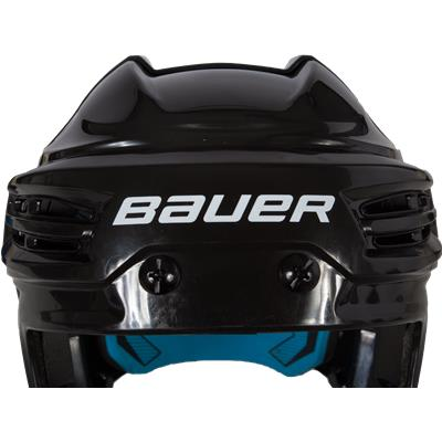 Front View (Bauer Prodigy Hockey Helmet)