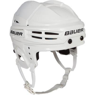 White (Bauer Prodigy Hockey Helmet - Youth)