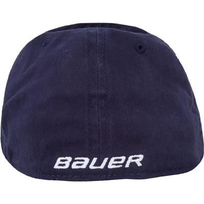 (Bauer Vintage New Era 39THIRTY Fitted Hat - Adult)
