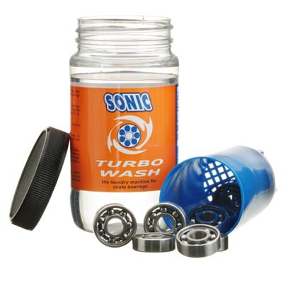 (Sonic Turbo Bearing Wash)