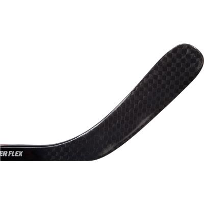 Forehand View (STX Stallion 200 Composite Stick)