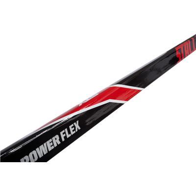 Bottom Of Shaft (STX Stallion 400 Composite Hockey Stick - Intermediate)