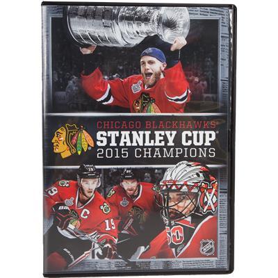 DVD (Chicago Blackhawks 2015 Stanley Cup Champions DVD)