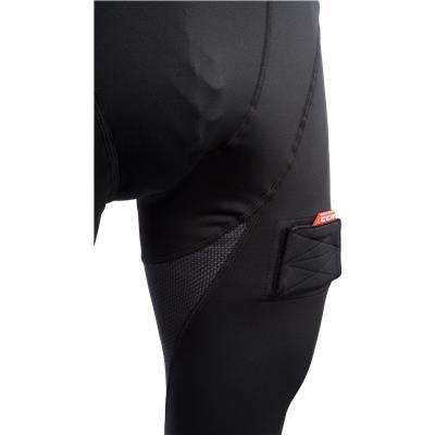Front Sock Attachment (CCM Compression Jock Pants without Grip)