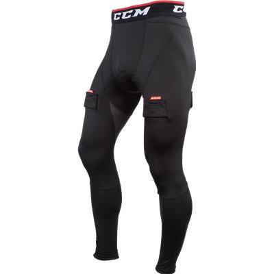 Side View (CCM Compression Jock Pants without Grip)