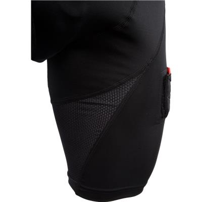 Leg View (CCM Compression Jock Short)