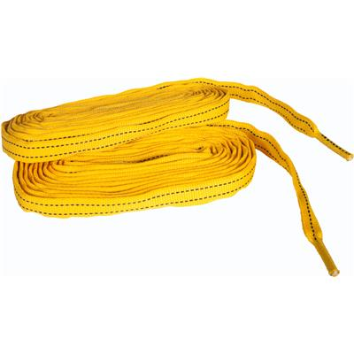 Yellow/Black (Elite Hockey Prolace Pro Series Laces)
