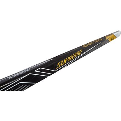 (Bauer Supreme S160 GripTac Composite Hockey Stick - 2016)