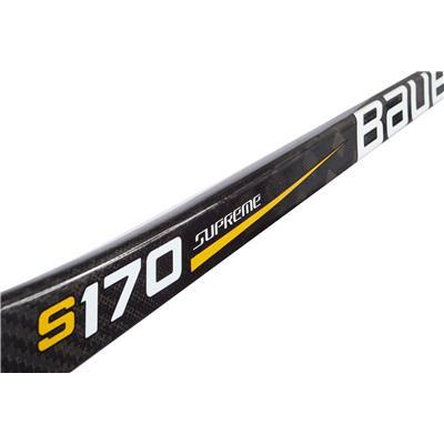 (Bauer Supreme S170 Grip Composite Hockey Stick - 2016 - Junior)