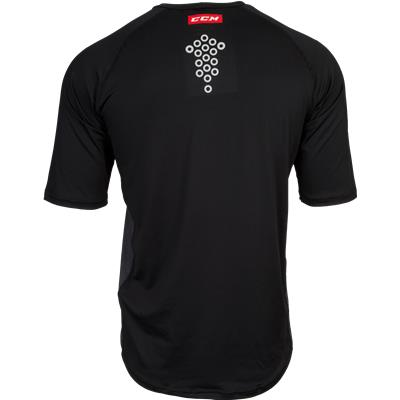 Back View (CCM BodyFit Shirt - Adult)