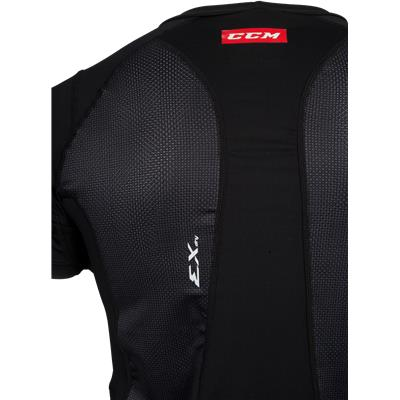 Shoulder View (CCM Compression Shirt)
