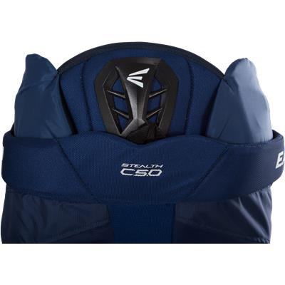 Tailbone Protection (Easton Stealth C5.0 Hockey Pants)