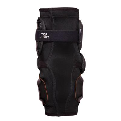 Back View (Warrior Rabil Arm Pads)