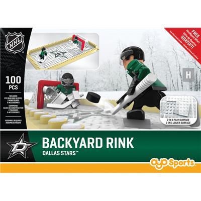 Dallas Stars (OYO Sports NHL Team Buildable Backyard Rink)
