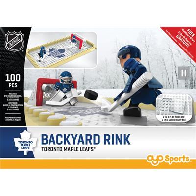 Toronto Maple Leafs (OYO Sports NHL Team Buildable Backyard Rink)