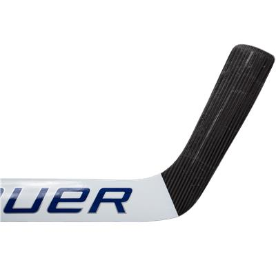 Forehand Of Blade (Bauer Reactor 9000 Foam Core Goalie Stick)