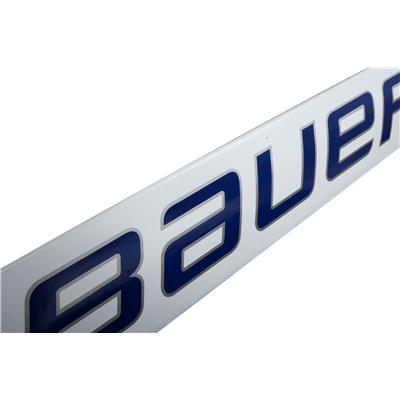 Paddle View (Bauer Reactor 9000 Foam Core Goalie Stick - Senior)