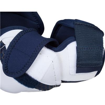 Dual Strap View (Easton Pro 10 Elbow Pads)