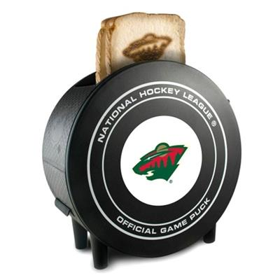 Minnesota Wild (NHL ProToast MVP Two-Slice Toaster)