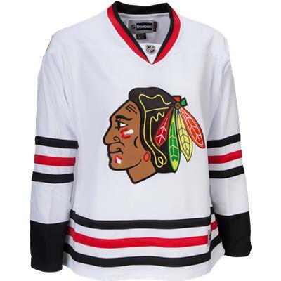 Chicago Blackhawks (Reebok Chicago Blackhawks Premier Jersey - Away/White)