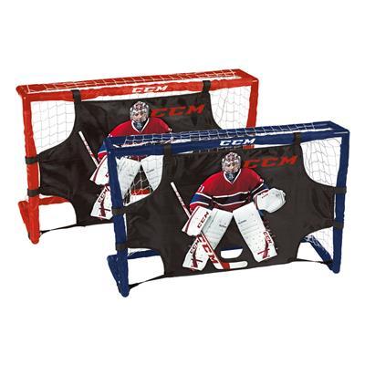Carey Price Targets On Goals (CCM Carey Price Mini Hockey Steel Deluxe Set)