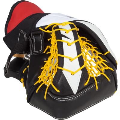 Nose View (Brians Sub Zero Pro 3 CUSTOM Goalie Catch Glove)