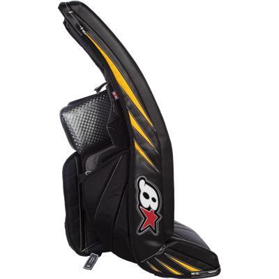 Outer Side (Brians Sub Zero Pro 3 CUSTOM Goalie Leg Pads)